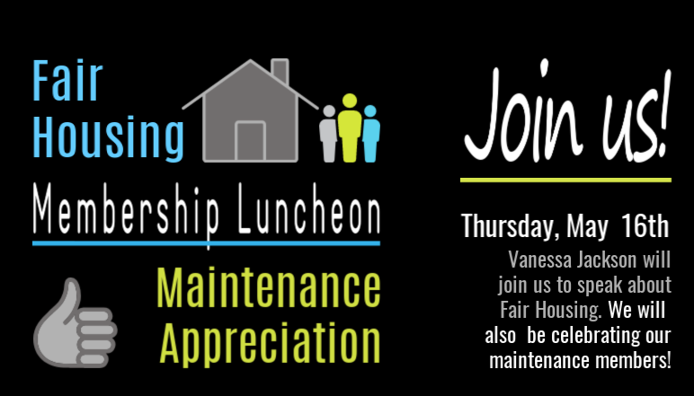 Fair Housing and Maintenance Appreciation Luncheon @ The Chattanooga Theatre Centre | Chattanooga | Tennessee | United States