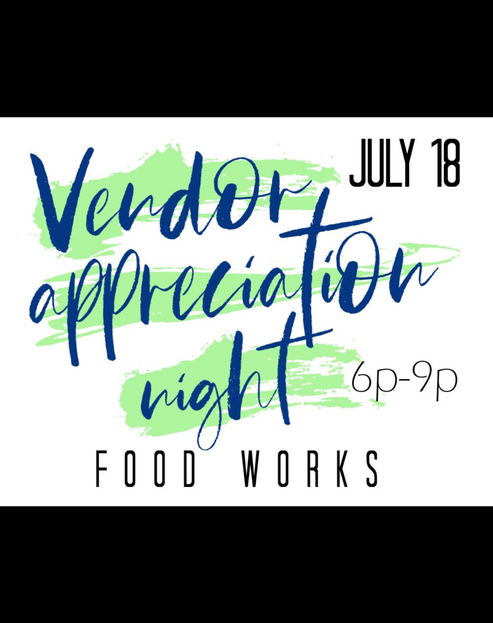 Vendor Appreciation Night @ TBD | Chattanooga | Tennessee | United States