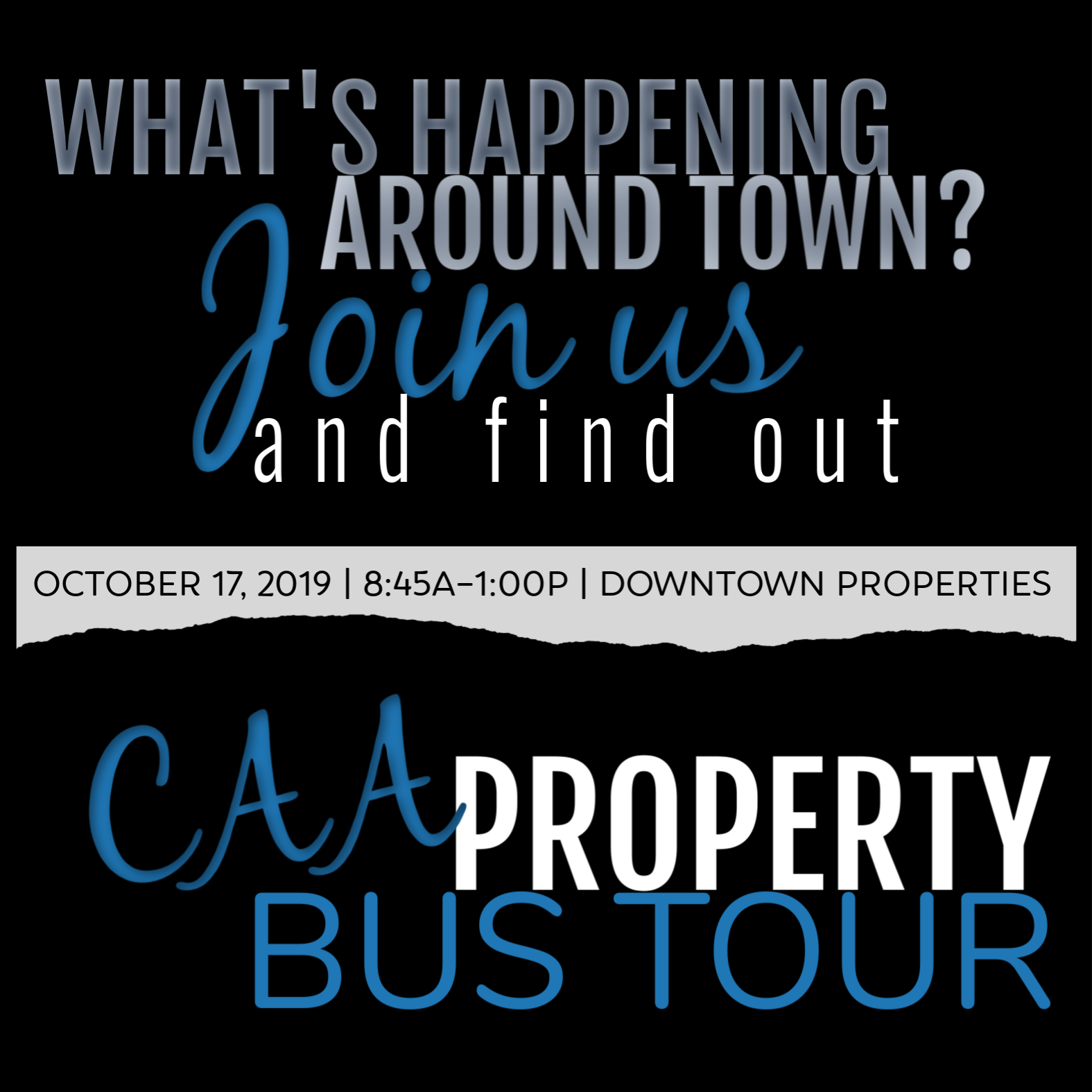 Property Bus Tour @ Walmart Supercenter